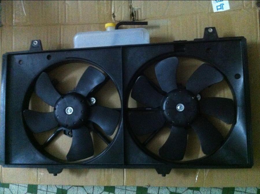 马自达6 电子扇 水箱散热电子扇总成