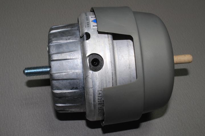 奥迪c6a6l 2.0 左 发动机机脚胶 机脚垫 支撑胶 德国斯佩特